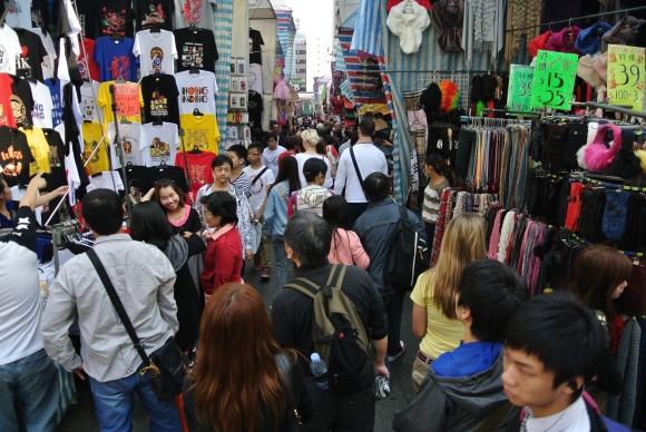hongkong market