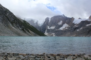 Lake of the Hanging Glacier